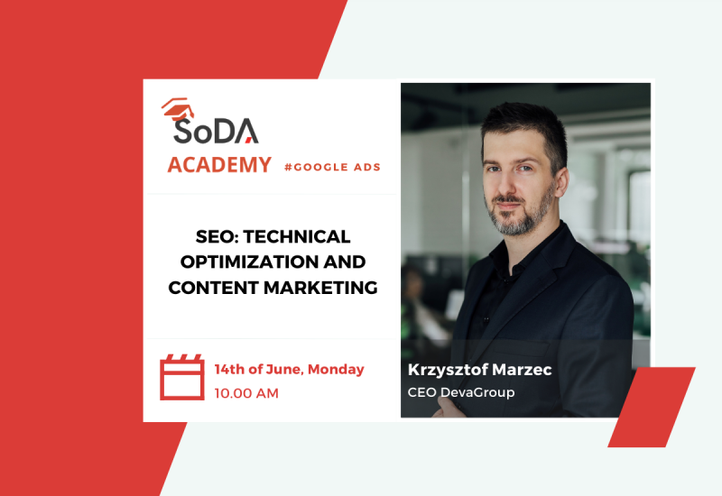 SEO: technical optimization and content marketing