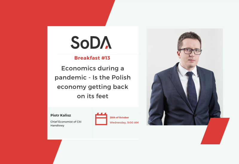 Economics during a pandemic - Is the Polish economy getting back on its feet?