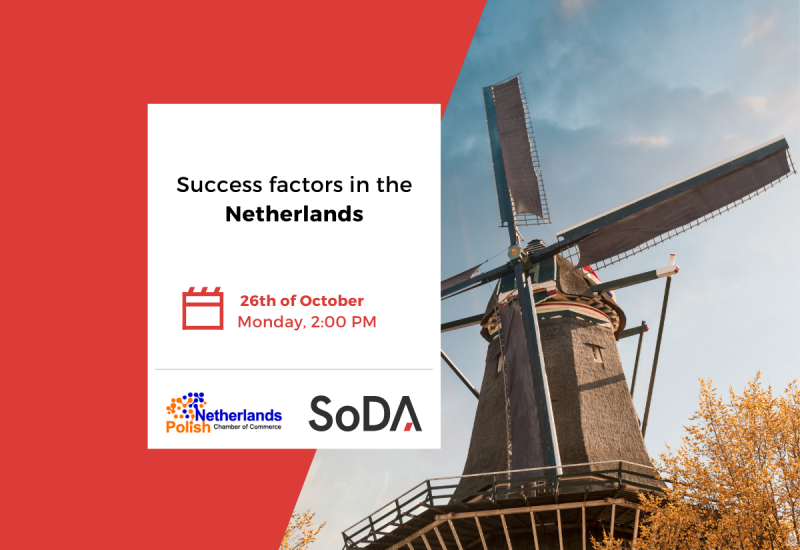 Success factors in Netherlands
