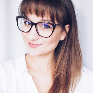 Angelika Siudzińska Marketing & Communication Specialist